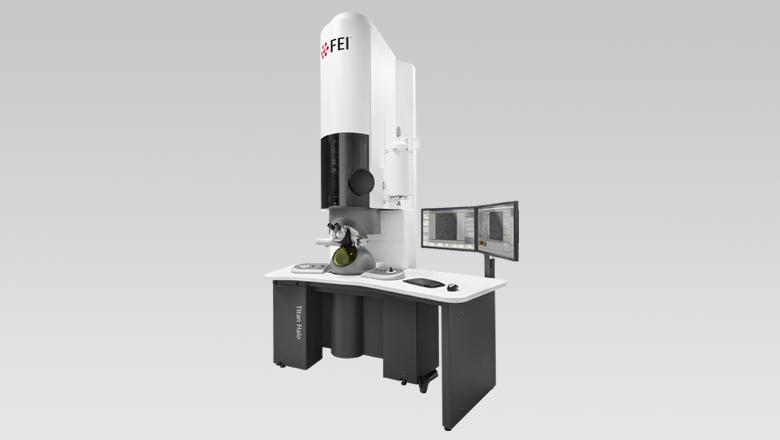 Thermo Fisher Titan Halo microscope met Sentech sensortechnologie