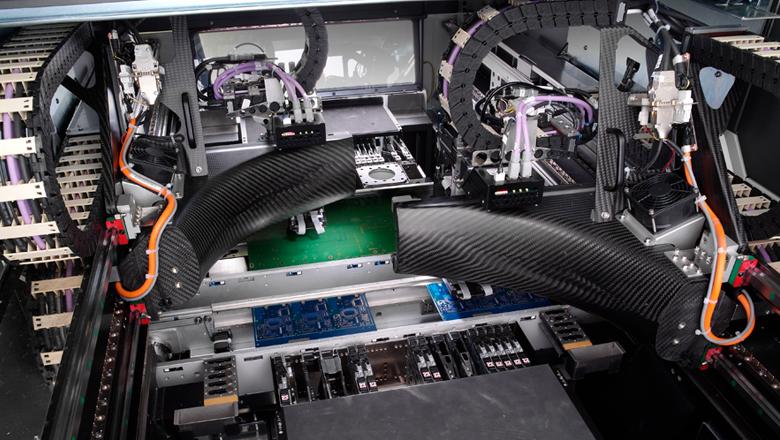 iFlex SMT PCB binnenkant