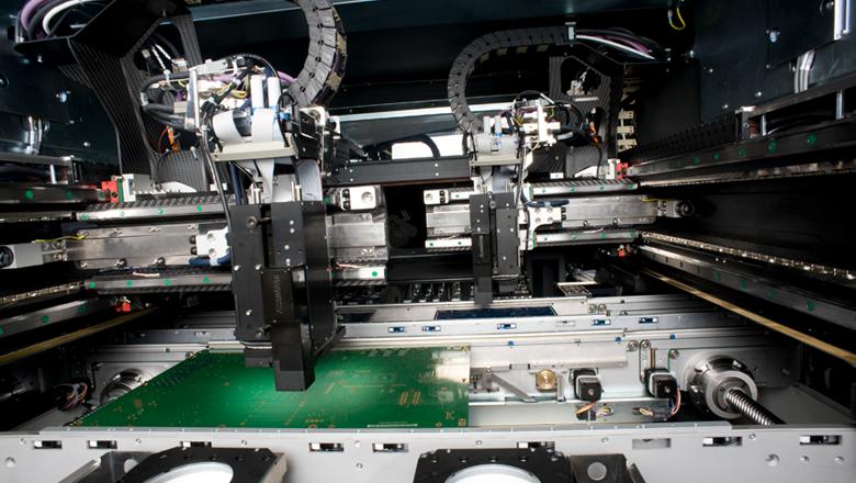 iFlex SMT voor Printed Ciruit Boards detectie