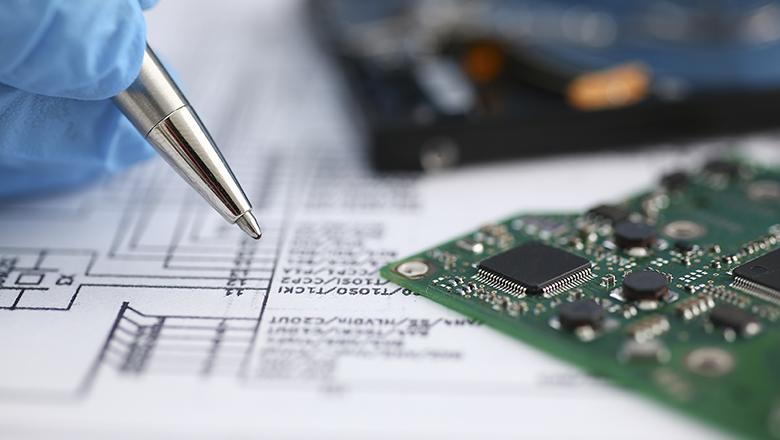 Met sensor fusion zijn er veel mogelijkheden voor de integratie van verschillende sensoren in één compacte sensorapplicatie. Een Print Board Circuit (PCB) stuurt alles aan.