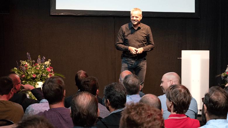 Klantendag 2018 (ketenintegratie) Peter Millenaar