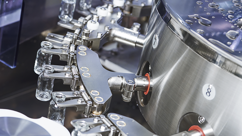 Healthcare sensors instruments pharmaceutical washer