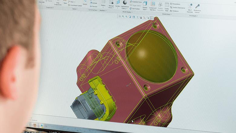 Sensor fusion radar 3D