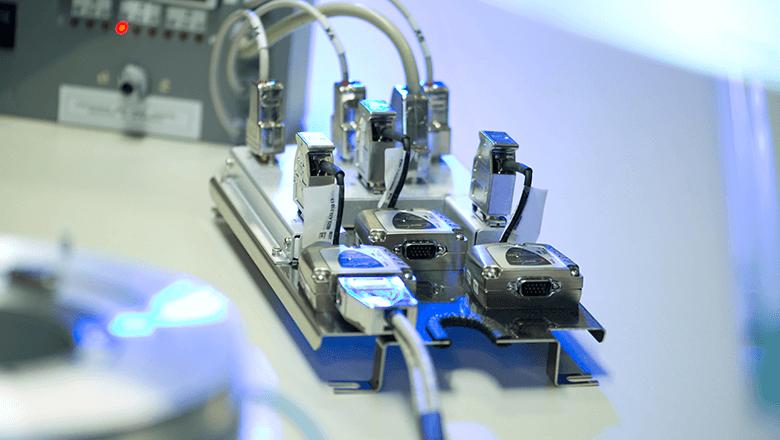 Sensor fusion test assembly