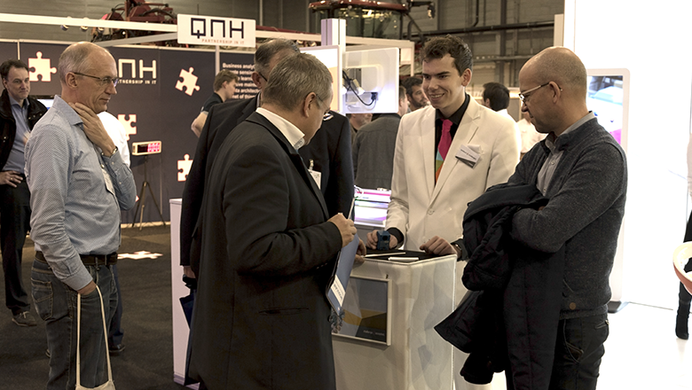 Sentech Challenger on AgriFoodTech amazes exhibition visitor