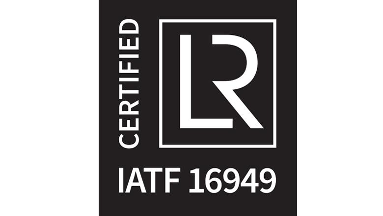 IATF 16949 approval mark