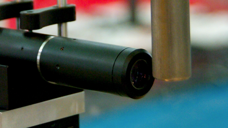 STIL Chromatic Confocal nanometer sensor for distance measurement