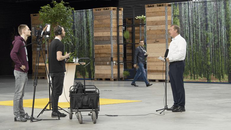 Video opname over lidar bij Automation 2019