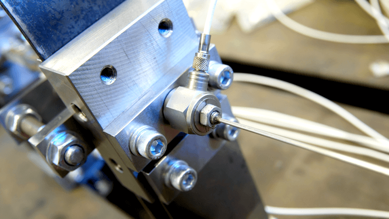 Load cell force transducer sensor
