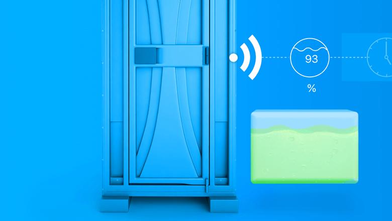 Sensor data bruikbaar maken bij IoT Toilet