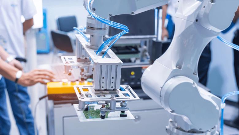 Sensor innovation in machines