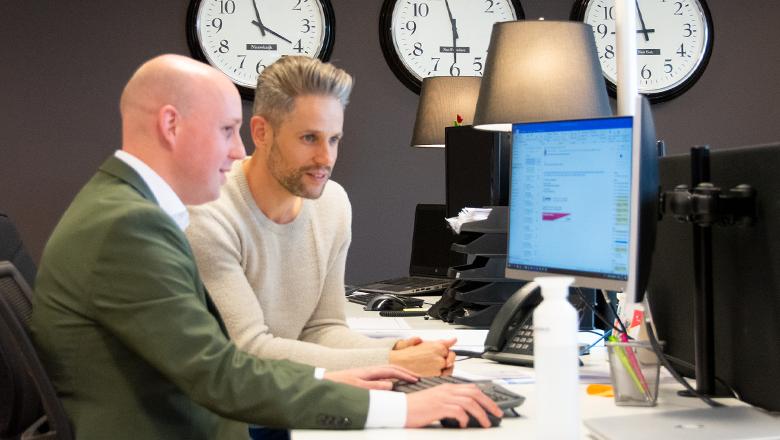 Vacature werken als Senior Account Manager bij Sentech