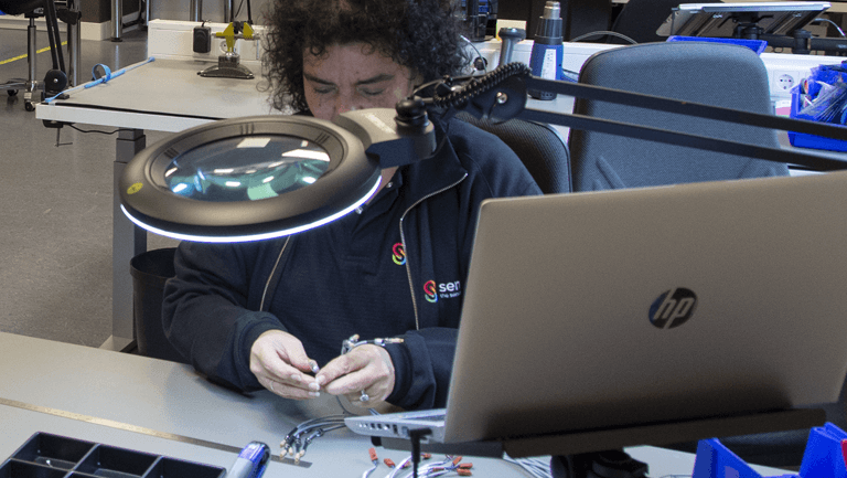 Vacature werken als Assembly Engineer bij Sentech