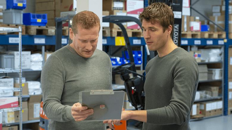 Vacature werken als Assistent Inkoper