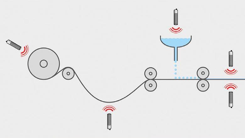 Pil sensoren: afstand meten met ultrasoon sensoren