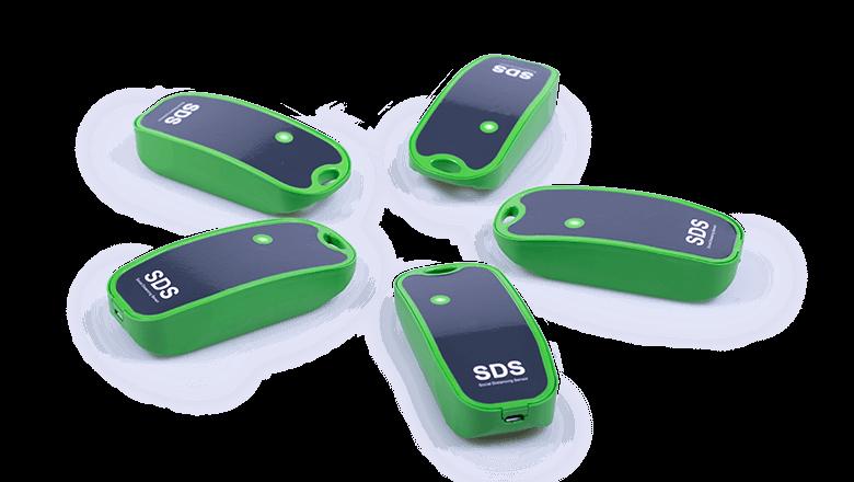 Social Distancing Sensor helpt bij afstand houden