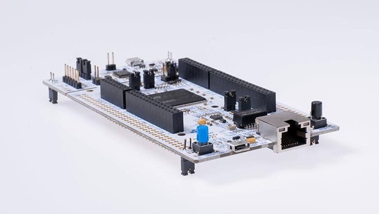 Ontwikkelbord sensor data fusion